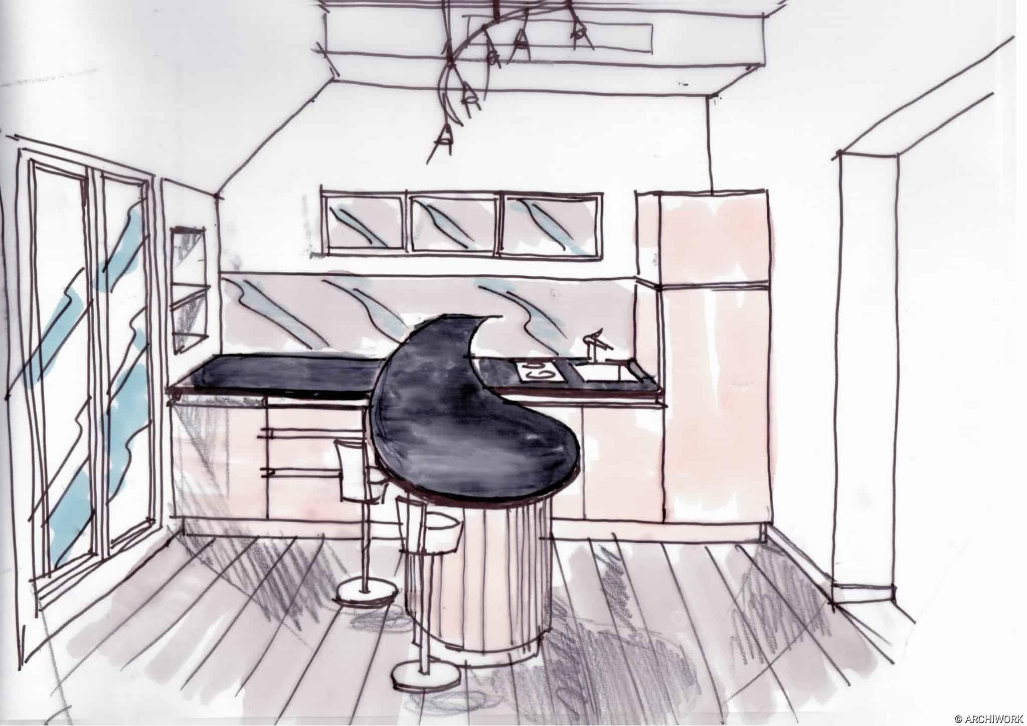Archiwork aménagement et mobilier sur mesure