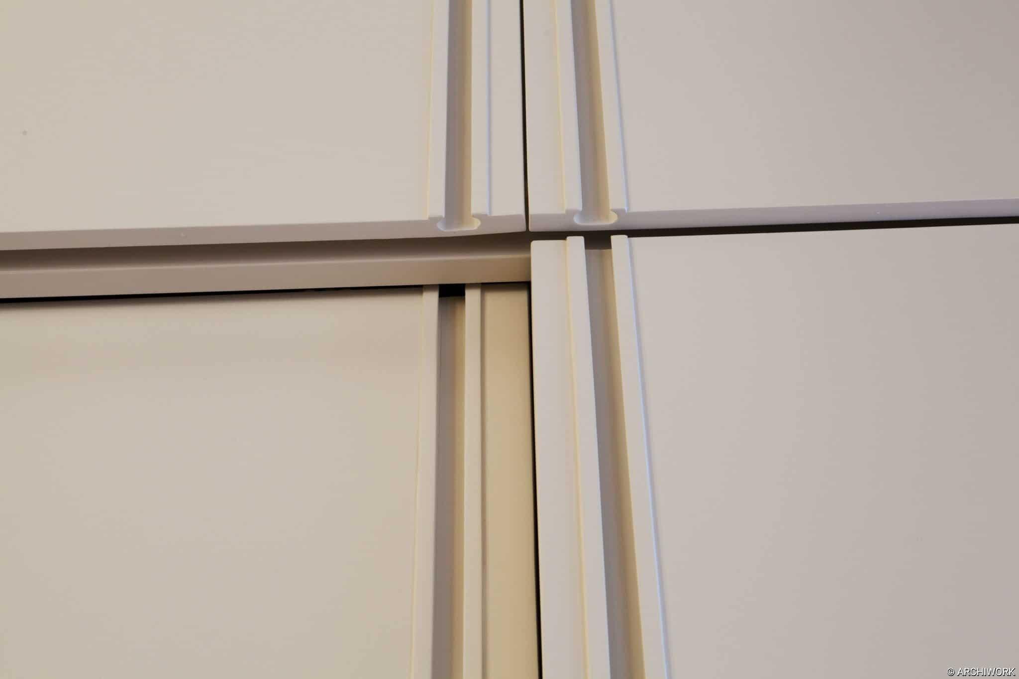 Agencement salon archiwork amenagement sur mesure decoration