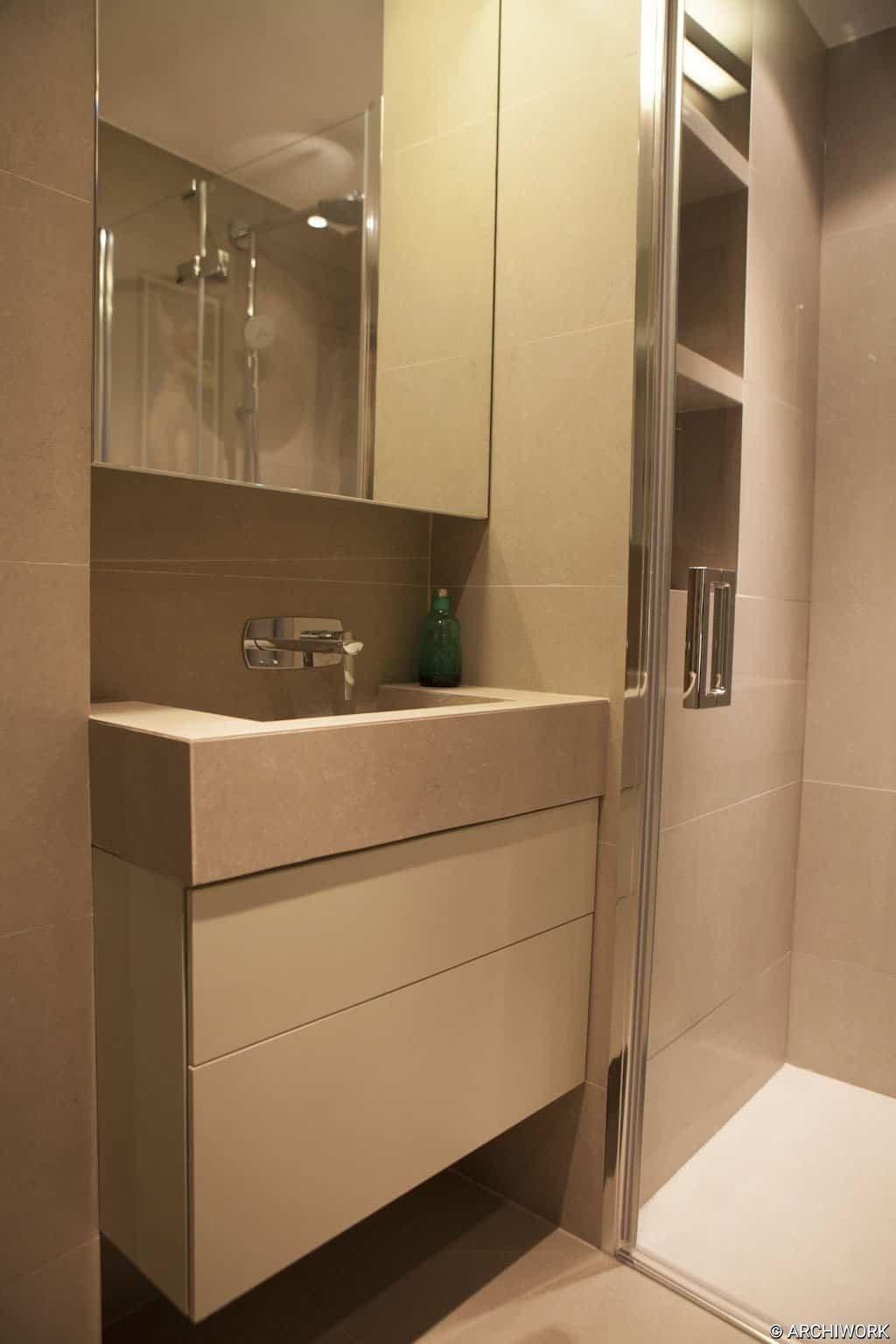 archiwork salle de bain sur mesure