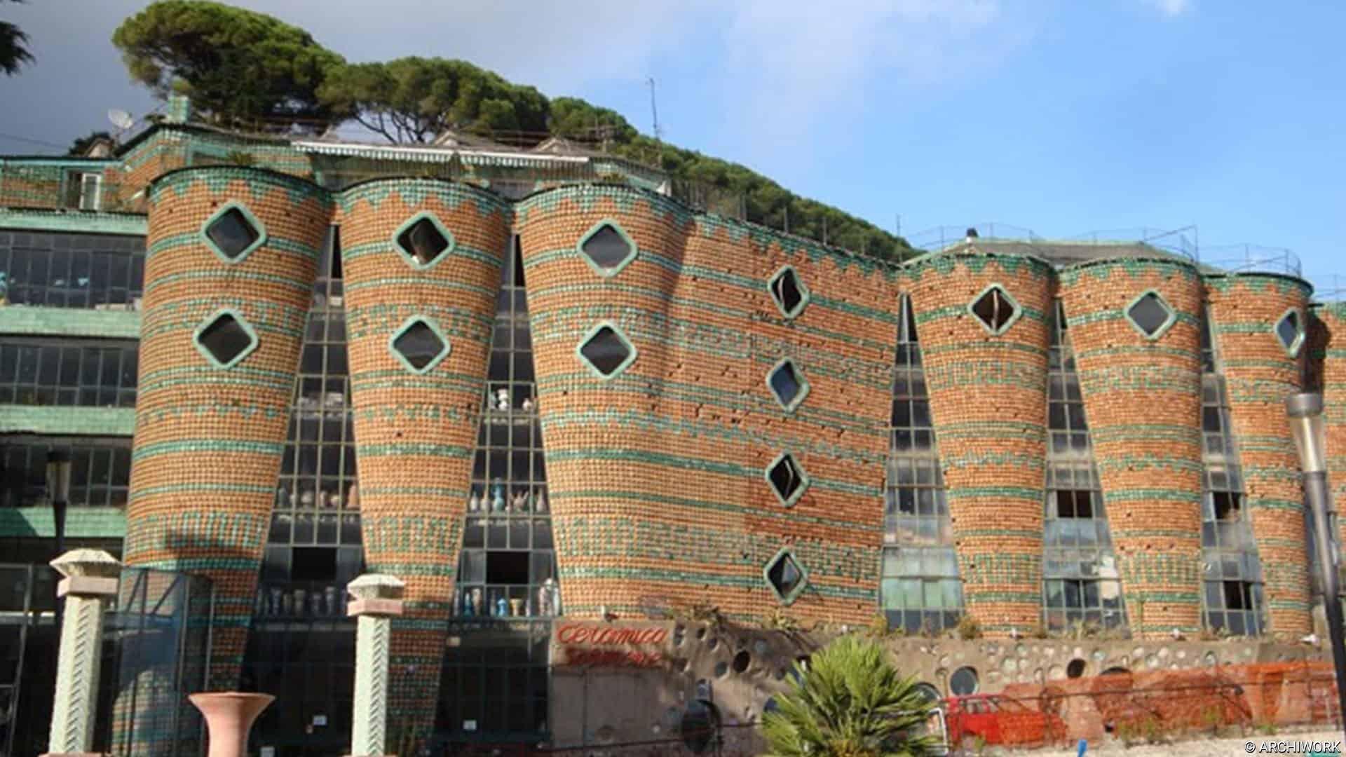 archiwork - blog architecture - palais des ceramiques - savoir faire